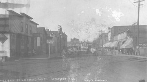 Downtown 1906